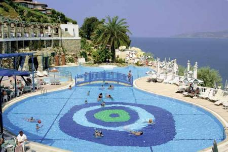 For Relaxation Club Hotel Ephesus Princess Offers A Sauna Turkish Hammam And Mages Water Sports Available At The Private Beach Include Sailing
