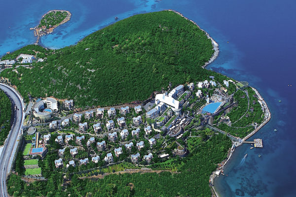 Aegean Dream Resort Hotel Turgutreis