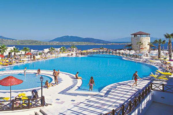 Wow Bodrum Resort Hotel Turkey